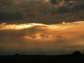 141002 Lesser Sorbulak Lakes Sunset