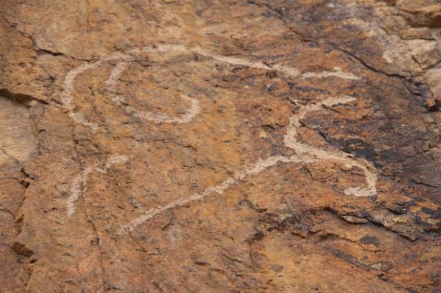 Tamgaly petroglyph, Kazakhstan
