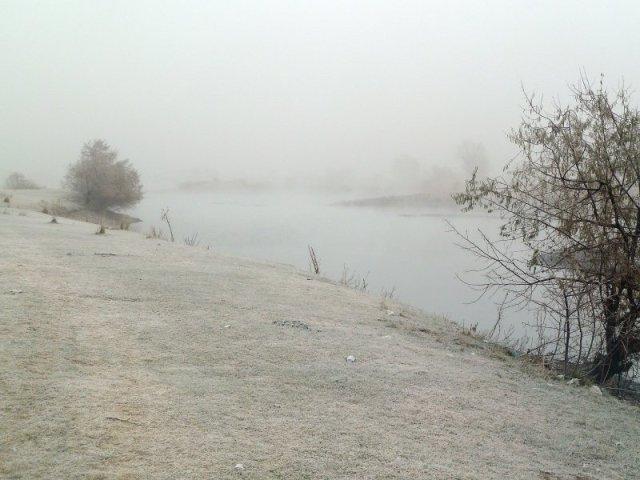 Kaskelen River, Kazakhstan