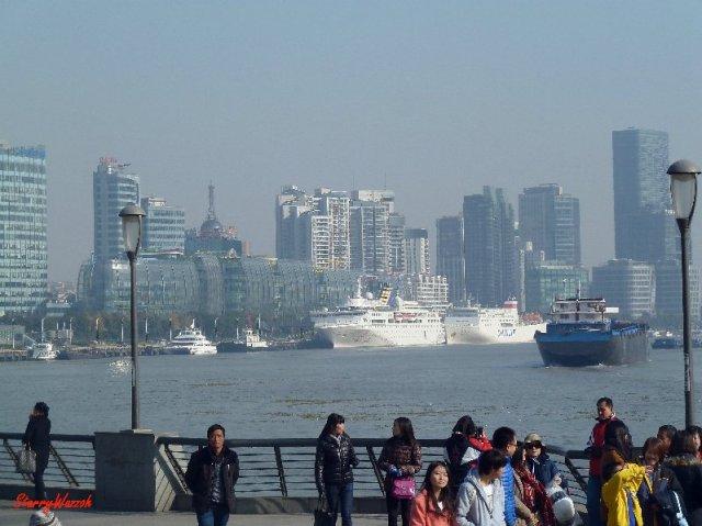 Huang Po Downstream Shanghai