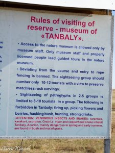 Tamgaly Notice