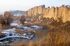 Kaskelen River Kazakhstan 160223