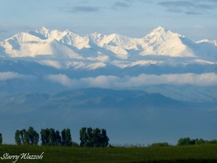 Tienshan Mountains 2 Kazakhstan May 2016